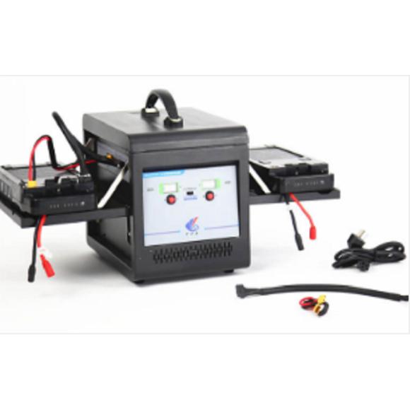 carregador de bateria para drone pulverizador